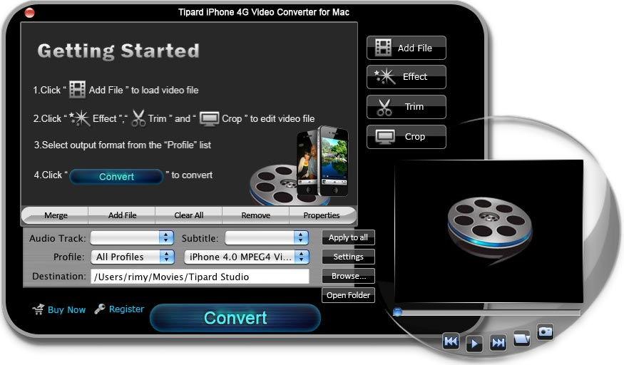 Tipard dvd software toolkit 4.1.38