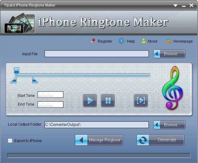 video ringtone maker iphone
